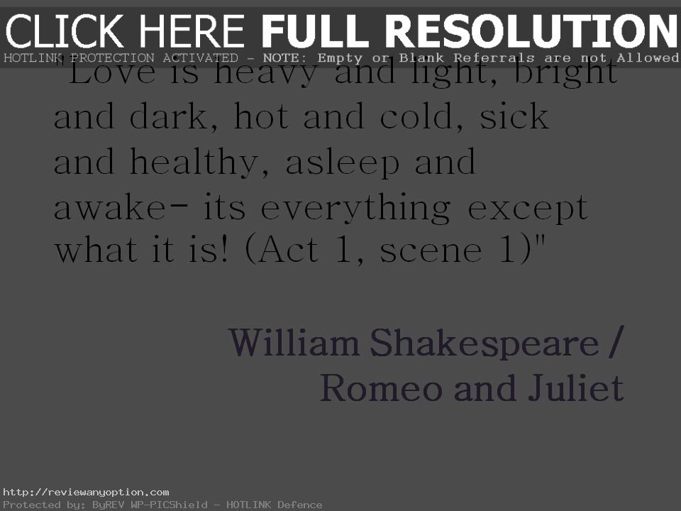 Romeo And Juliet Quotes About Love Captivating  Romeo And Juliet Quotes On Pinterest William Shakespeare