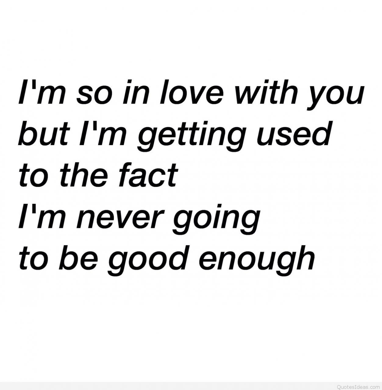 Sad Love Quotes For Him Tumblr Sad Quotes About Love  Sad Love Quotes Tumblr