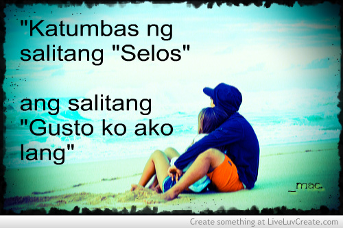 Love Quotes For Gf And Bf Tagalog Hover Me