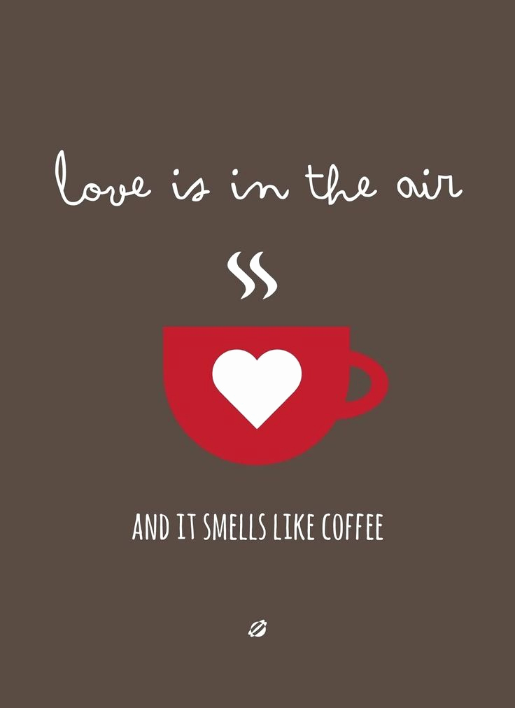 Cute Love Quotes About Coffee Hover Me