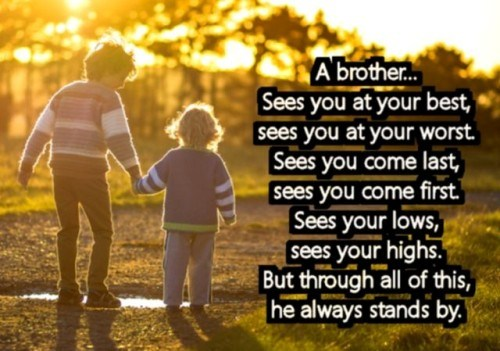 Memorable Brother Quotes To Show Your Appreciation