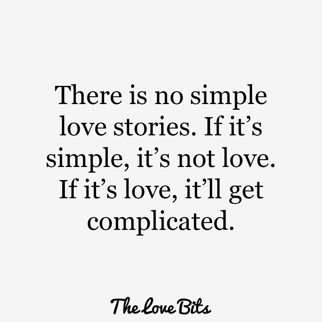 P Os Of The Simple Quotes For Love