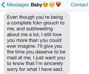 What Every Girl Wants To See Her Boyfriend Text Her When Shes Mad At Him