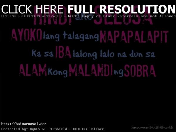 Tagalog Love Quotes For Him Glamorous Love Quotes Tagalog Boyfriend Love Quotes Sorry For My Boyfriend