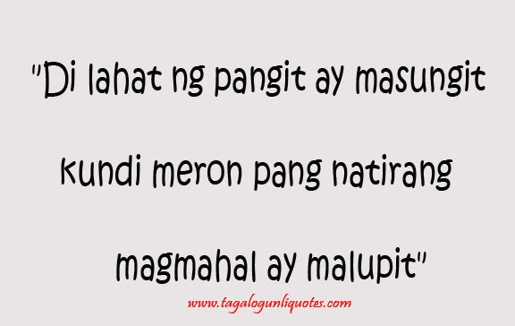 sad quotes for him tagalog