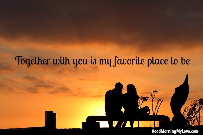 Romantic Sweet Good Morning Love Quotes