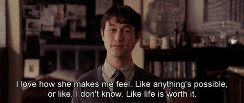 Best Film Quotes About Love Hover Me
