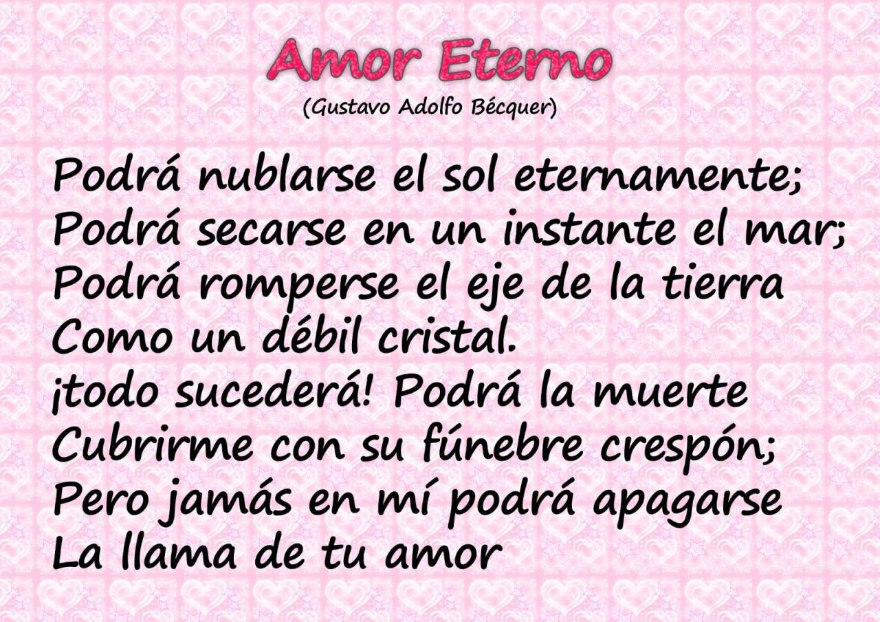 Valentine Quotes For Him In Spanish Love Poem In Spanish