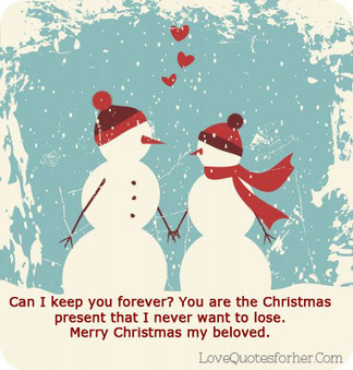 Christmas Love Quotes For Her Love Quotes For