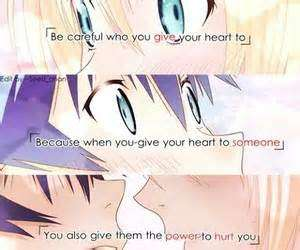 Anime Quotes Dy By _mtribute On We Heart It