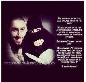 Muslim Wife Love Quotes Quotesgram