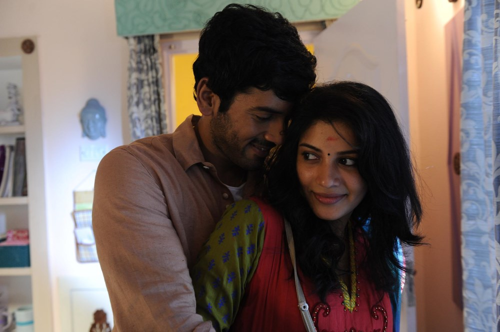 Zero Movie Latest Stills Ashwin Kakumanu Shivada Nair