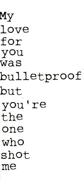 Bulletproof Love Pierce The Veil This Is One Of My Favorite Quotes