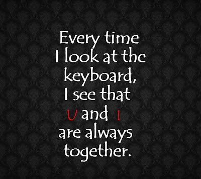 U And I U And I Love Inspiration