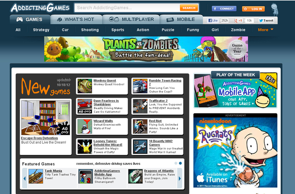 Addicting Games Is The Largest Source Of The Best Free Online Games Including Funny Games Flash Games Arcade Games Dress Up Games Internet Games