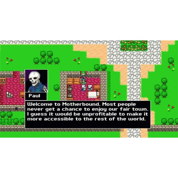 Comedy Rpgs Parody Other Games Make References To The Gaming Industry And Poke Harmless