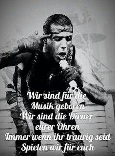 Quotes Rammstein Google Zoeken