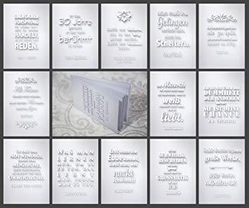 Postkarten Din A Im Block Zitate Spruche Statements Beruhmter Personen Motivation