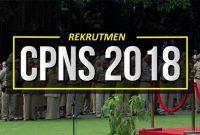 Pengumuman Perhitungan Hasil Tes Seleksi Kompetensi Bidang (SKB) CPNS 2018