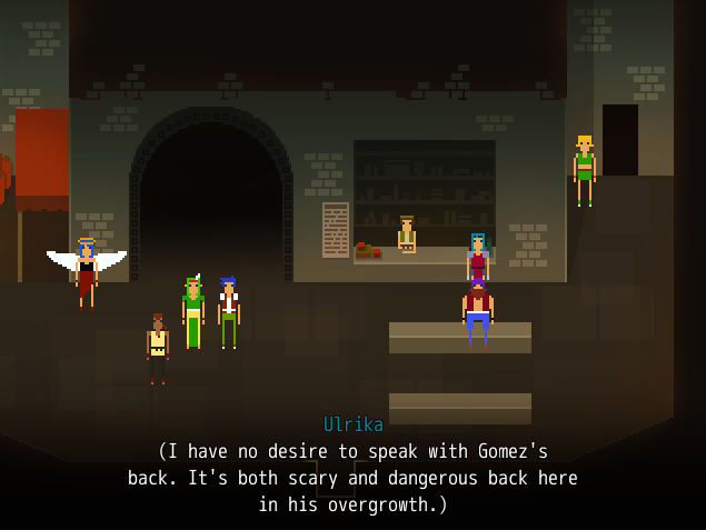 The Second Thing Youll Notice Is The Snappy And Funny Dialog Which Really Adds To This Games Quirky Charm