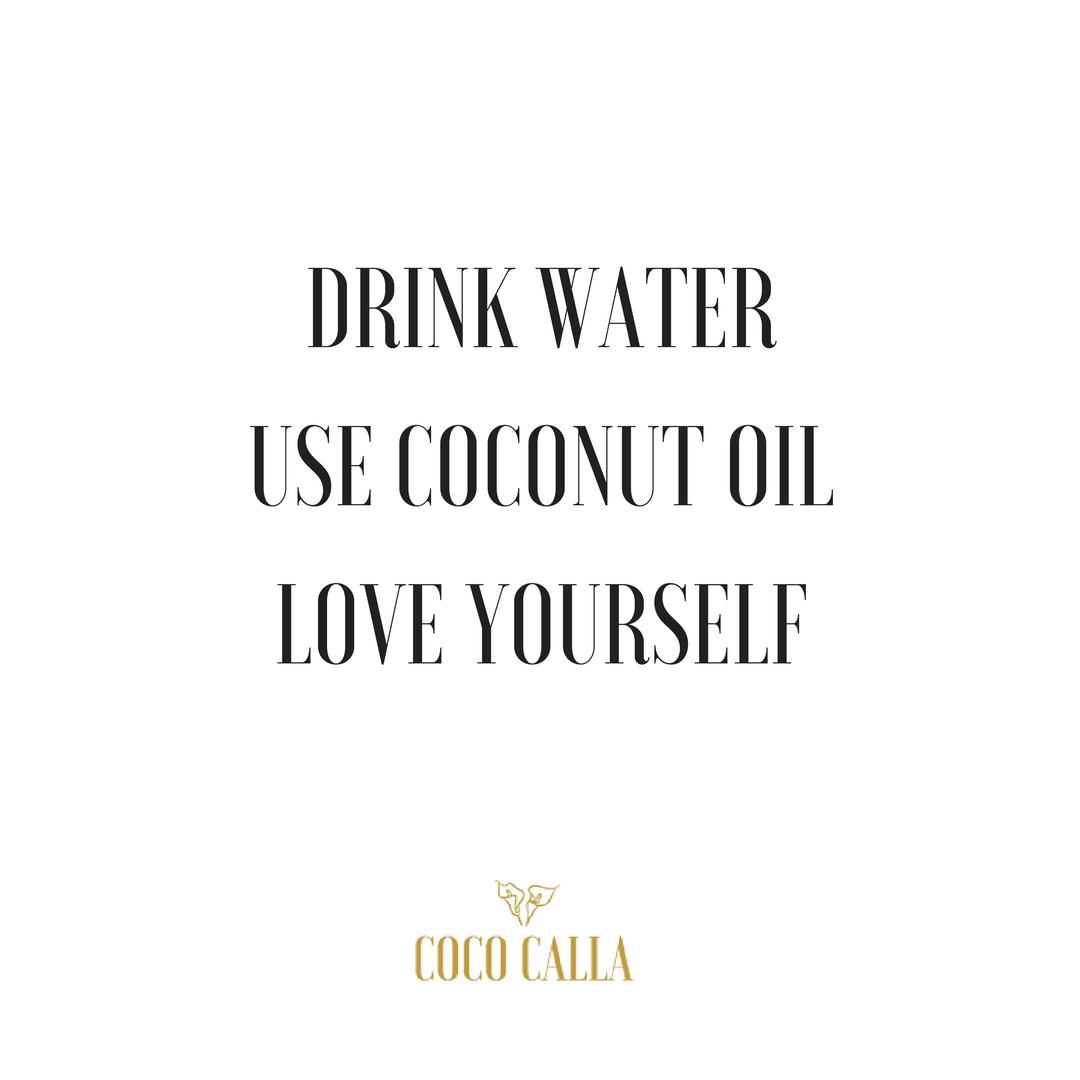 Love Yourself Cocoa Coconut Oil