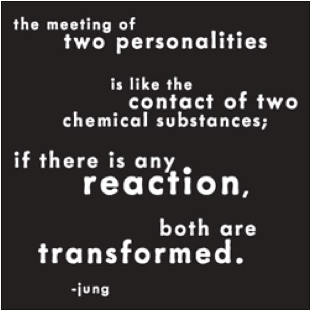 Chemistry Of Love Quote