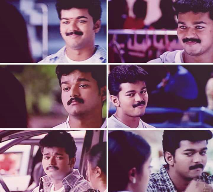 Ilayathalapathys Cute Expressions From Kushi