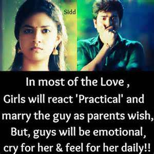 Love Failure Quote With Tamil Movie Tamil Cinema Love Failure Quotes