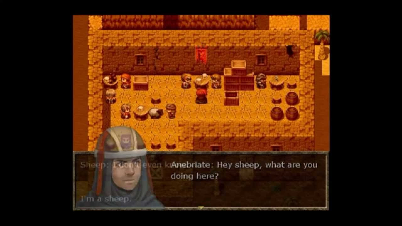 The Funniest Rpg Maker Game With Stunning Graphics