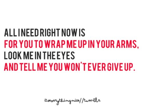 Never Give Up On Your Love Quotes Hover Me