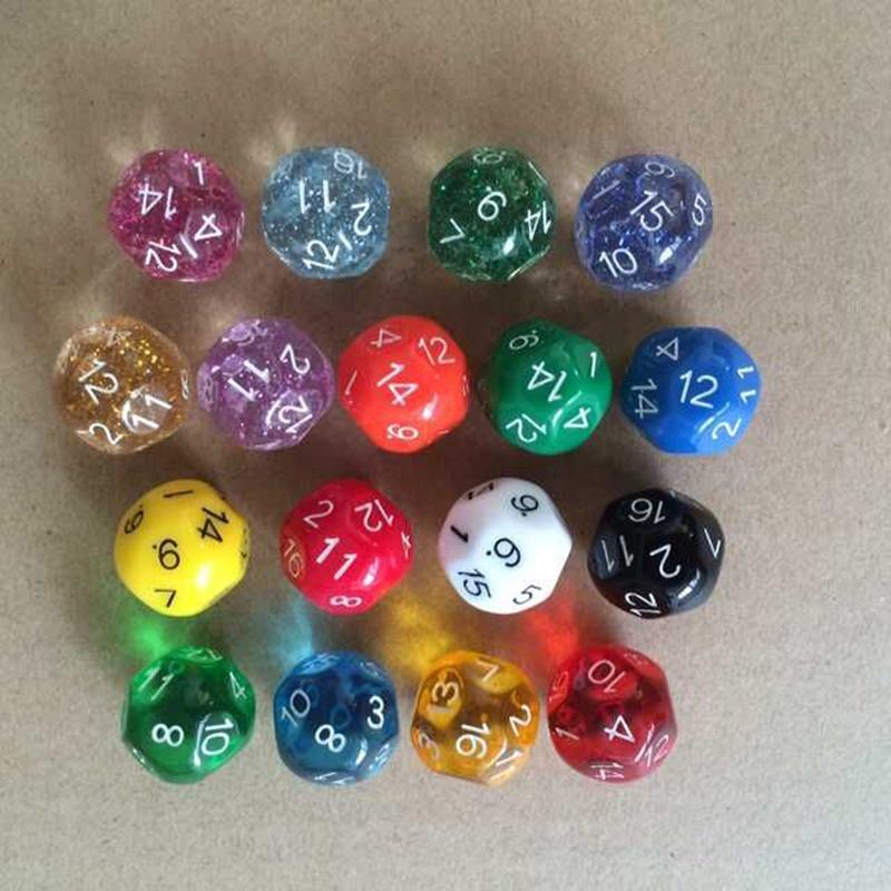 Sided Dice D Multi Colored Polyhedral Dices Rpg Dnd Game Toy Funny Games For Party Novelties Gift Good Price High Quality P From Codiob