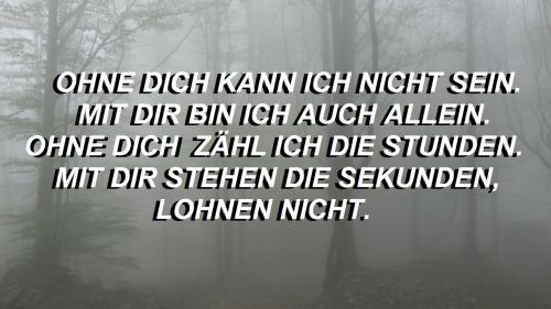 Rammstein Ohne Dich