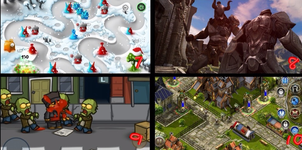 Appsized Top  Iphone And Ipad Games Of