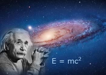 Albert Einstein Materie Energie Universum Bewusstsein