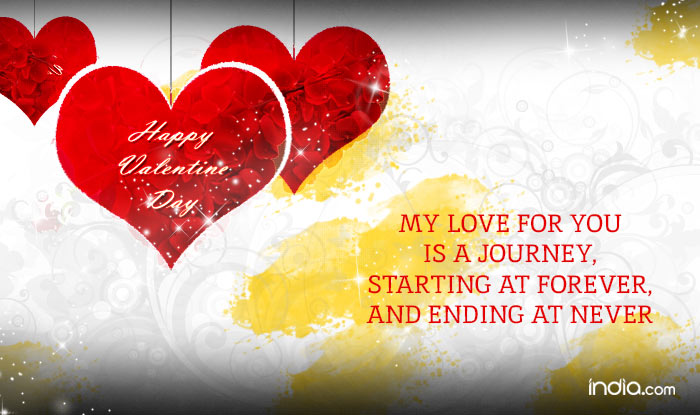 Happy Valentine Day To All Out There And We Hope You Express Your True Love In Front Of Your Lover