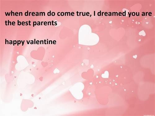 Valentine Quotes For Parents Quotesgram