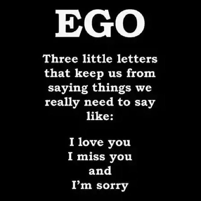 Ego Pictures Photos And Images For Facebook Tumblr Pinterest And Twitter