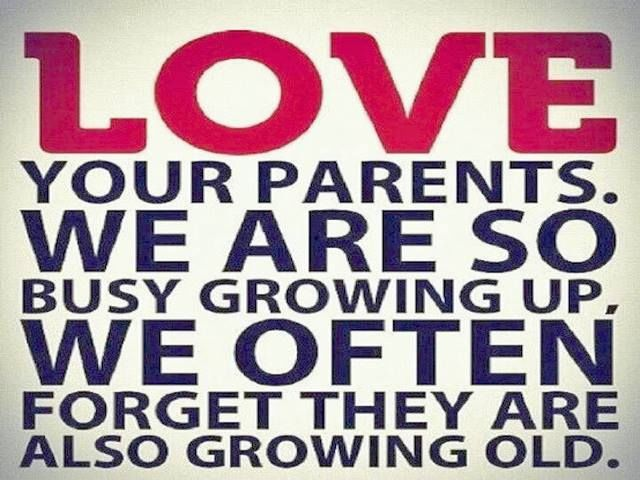 Love Your Parents Quote