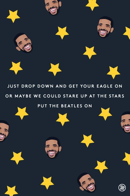 Valentines Cards Set To Drake Lyrics Kitsch Projects Pinterest Drake Lyrics Drake And Lyrics