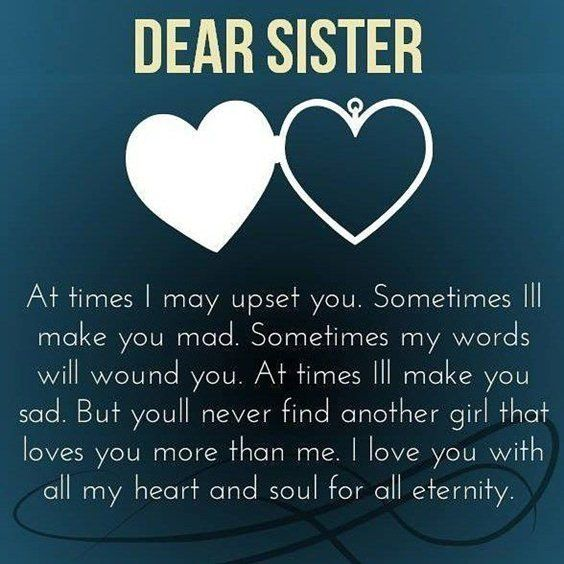 Sister Quotes And Sayings Quotes About Sisters