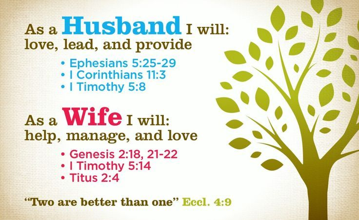 Bible Verses About Love And Marriage