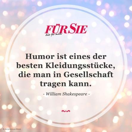 Humor Ist Eines Der Besten Kleidungsstucke Man In Gesellschaft Tragen Kann