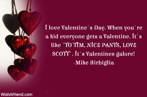 Fuuny Valentines Day Quotes