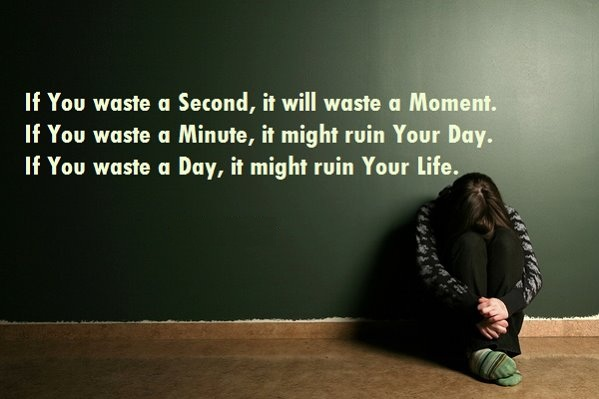 Life Quotes Unknown Magnificent Eq Best Quoteauthor Unknown If You Waste A Second It Will
