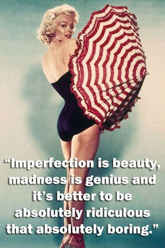 Marilyn Monroe Schon Gesagt Kluge Satze Prominenter Frauen
