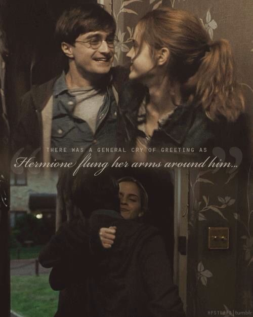 Thats What Real Friends Look Like  C B Tapetenzeichentrickzitatharry Potter