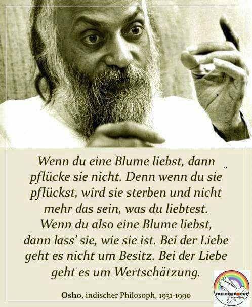 Besten Osho Zitate Deutsch Bilder Auf Pinterest Osho Zitate Dalai Lama Und Gedanken