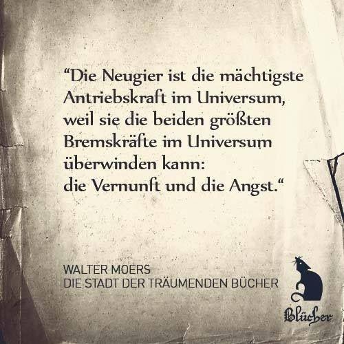 Walter Moers Stadt Der Traumenden Bucher Zitat Buch