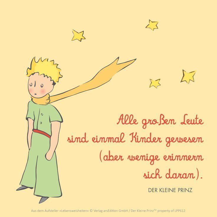Der Kleine Prinz Zitate Tod Frasi Sulla Vita