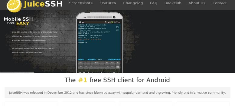 Cara Mudah Remote VPS di Android Menggunakan JuiceSSH - Andrew Hidayat (AndrewHidayat.com)